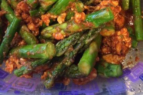 Italian Chicken Asparagus