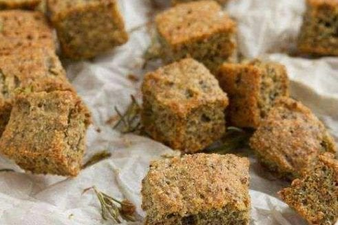 Rosemary Chia Croutons