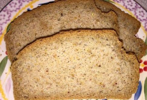Cashew Paleo Sandwich Bread